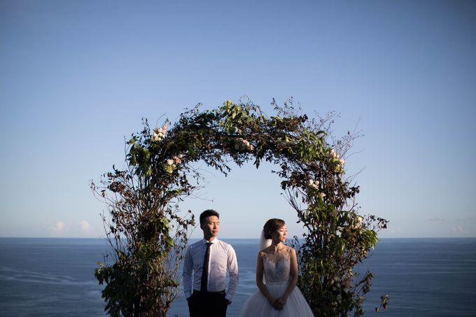 The Wedding of Shawn & Janet by Bali Yes Florist - 002