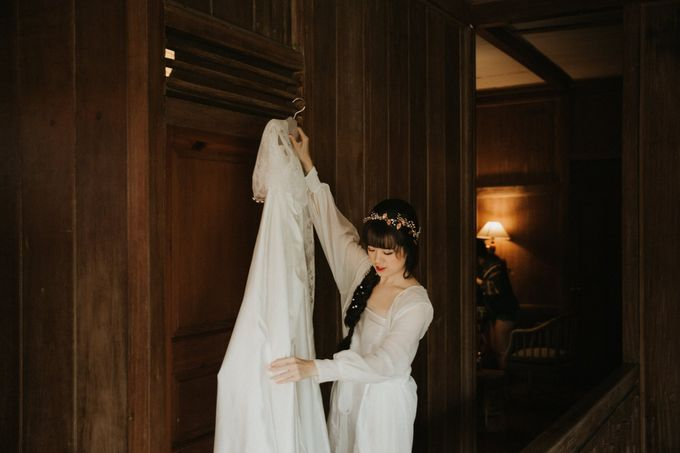 Bali  Wedding - Tania & Rey by ILUMINEN - 002