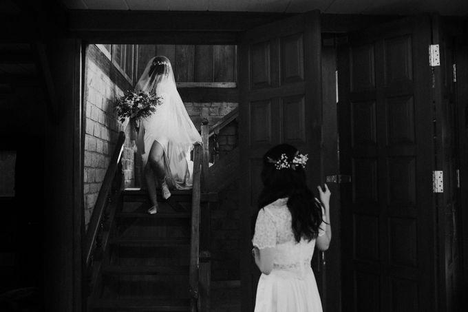 Bali  Wedding - Tania & Rey by ILUMINEN - 005