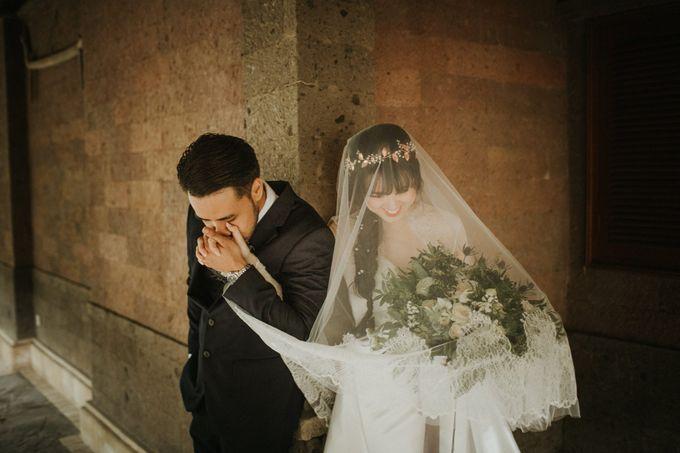 Bali  Wedding - Tania & Rey by ILUMINEN - 006