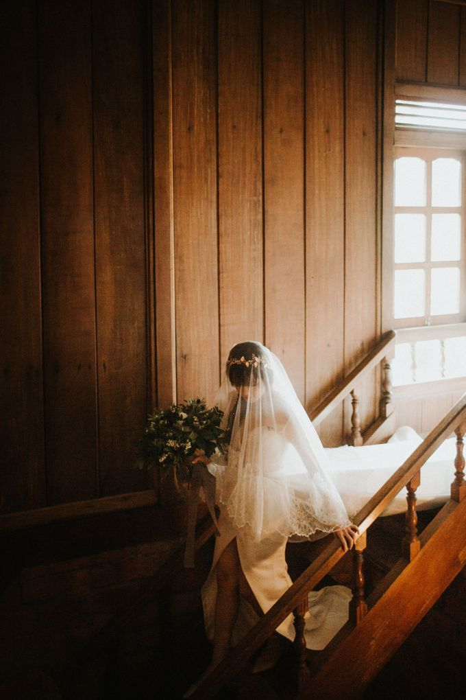 Bali  Wedding - Tania & Rey by ILUMINEN - 004