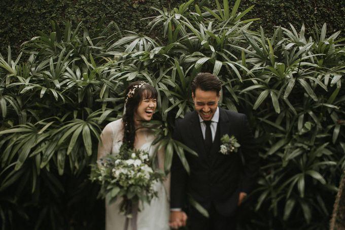 Bali  Wedding - Tania & Rey by ILUMINEN - 007