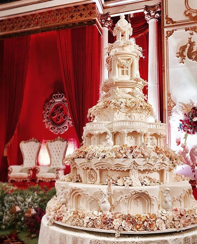 Masterpiece and Signature Wedding Cakes by LeNovelle Cake - 014