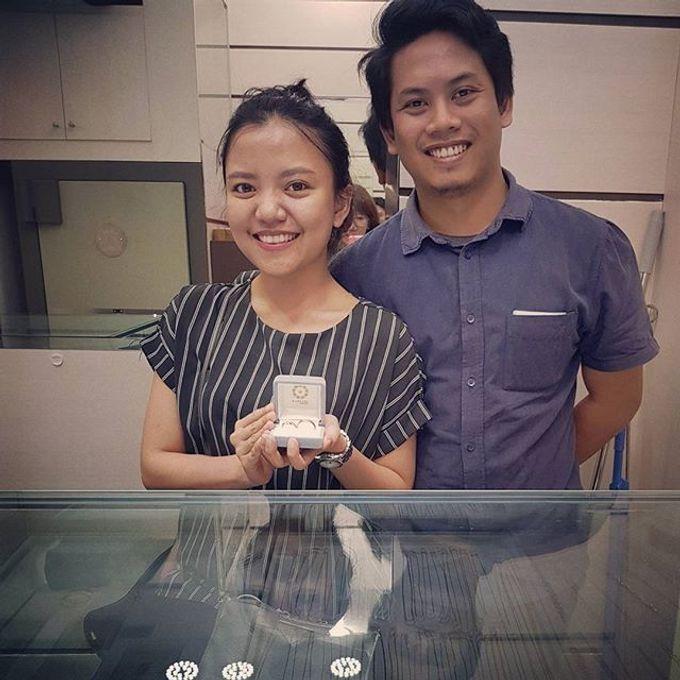 Wedding Rings by Bintang Jewelry - 003