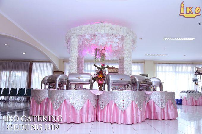 Decoration by IKO Catering Service dan Paket Pernikahan - 001