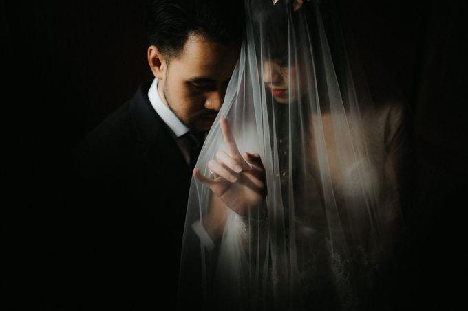Bali  Wedding - Tania & Rey by ILUMINEN - 012