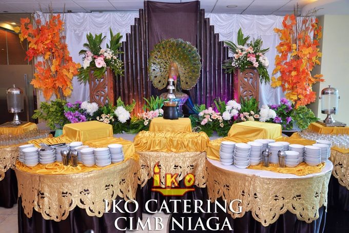 Sweet Corner by IKO Catering Service dan Paket Pernikahan - 033