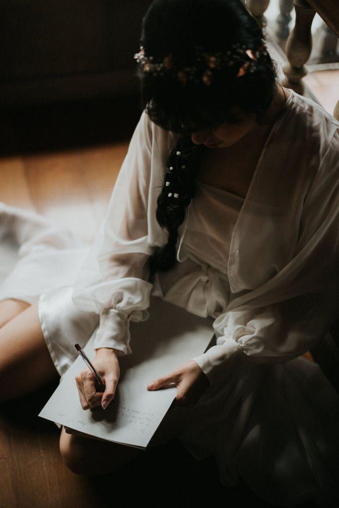 Bali  Wedding - Tania & Rey by ILUMINEN - 001