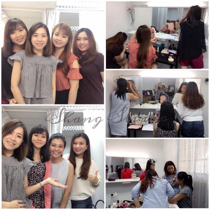 Personal Makeup Class / Corporate Makeup Class by Shang Studio - 013
