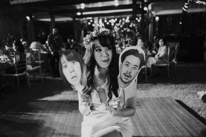 Bali  Wedding - Tania & Rey by ILUMINEN - 014