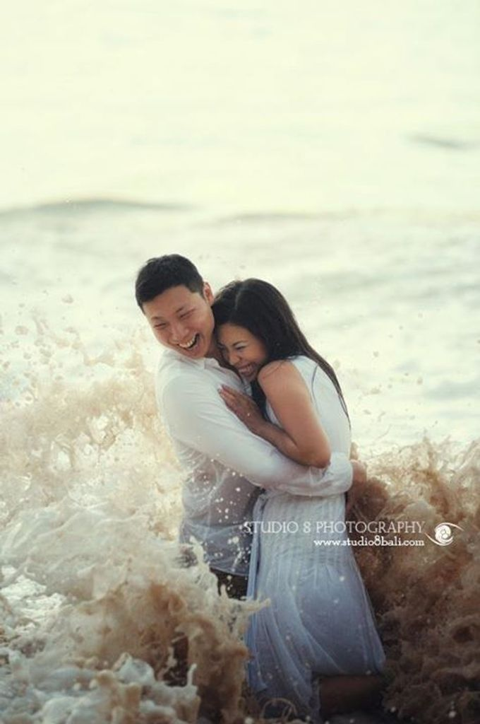 Prewedding - Evan & Shirley by Studio 8 Bali Photography - 031