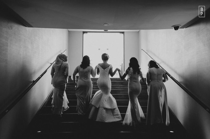 Daniel & Aylie Wedding by Bernardo Pictura - 030