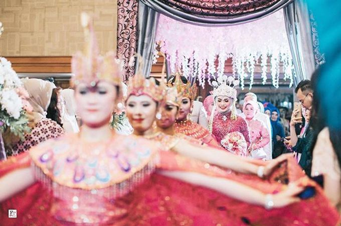 THE WEDDING OF NINDA & TYO by HEAVEN ENTERTAINMENT - 010