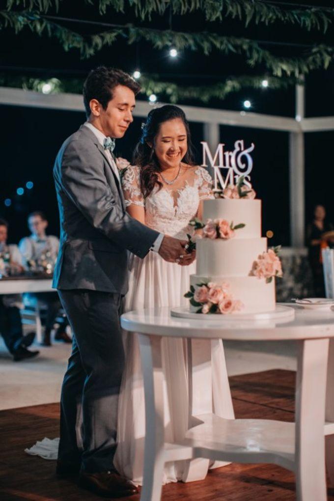 Jessica & Antonio Wedding by Bali Brides Wedding Planner - 036