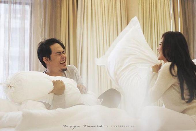 Pre-Wedding & Wedding Day by Yosye Hamid Photography - 007