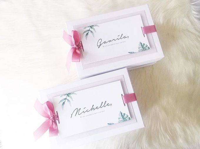 Bridesmaid Gift Box by SH Printing and Hampers - 009
