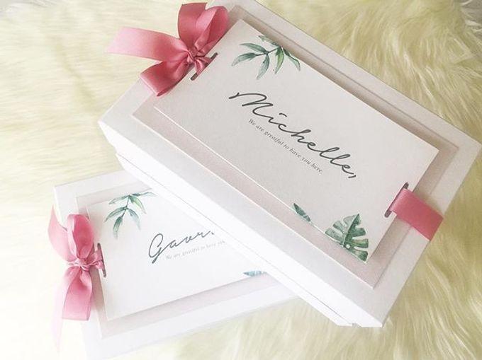 Bridesmaid Gift Box by SH Printing and Hampers - 008