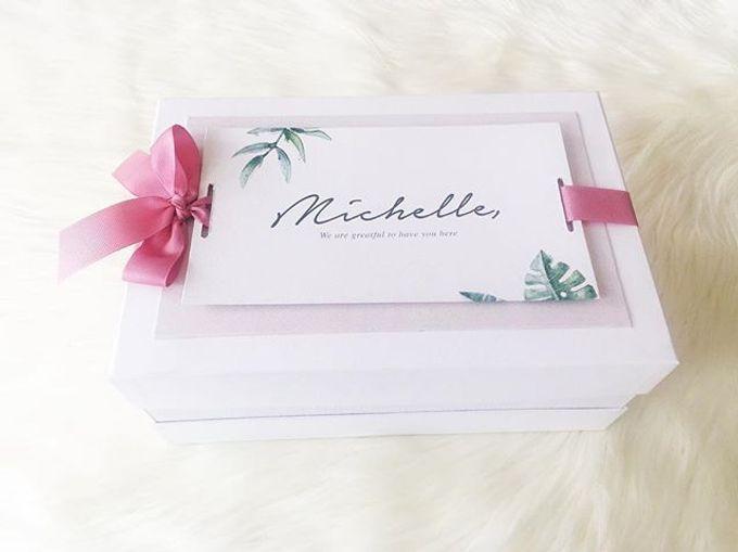 Bridesmaid Gift Box by SH Printing and Hampers - 007