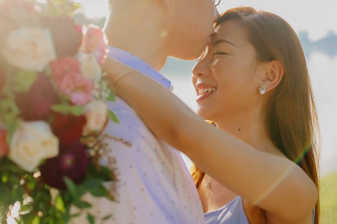 Pre-wedding of  Leon & Kai Xuan by Natalie Wong Photography - 002
