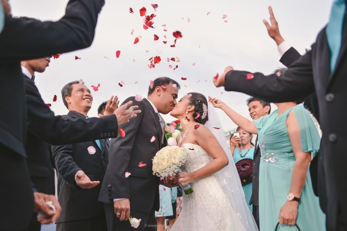 Andy & Dini - Wedding in Bali by AT Photography Bali - 020