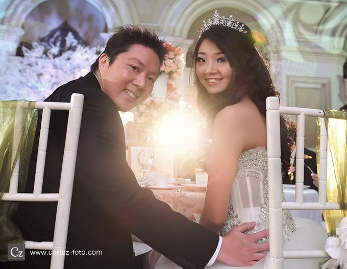 The Wedding of Alex & Chelsya by Cortez photography - 021