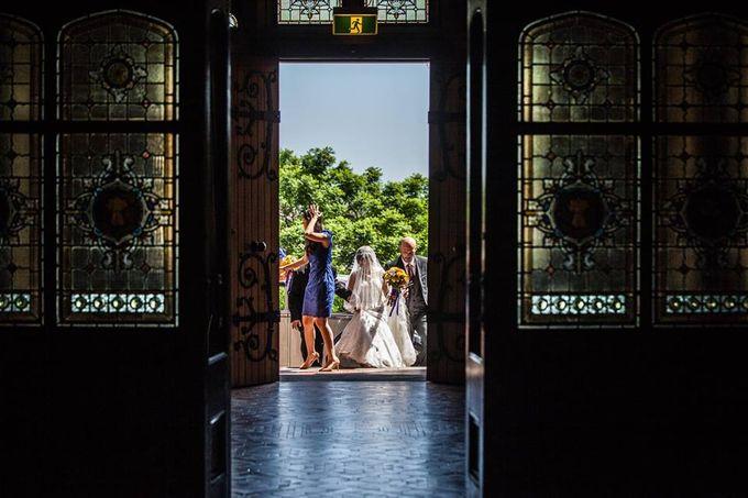 My amazing dream wedding by SS Florist - 019