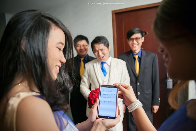 Elit Condro and Fransisca - wedding by HD Photography - 009