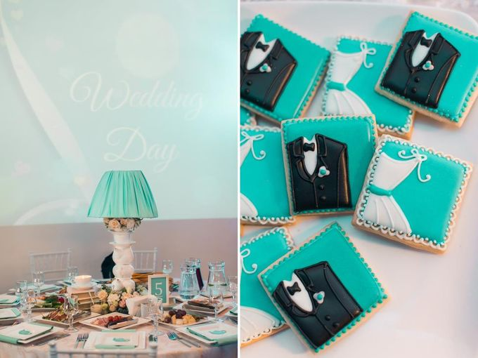 Tiffany Wedding by Caramel Events - 022