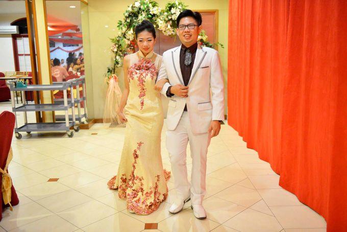 Cindy & Jason by Faith Wedding Event - 023