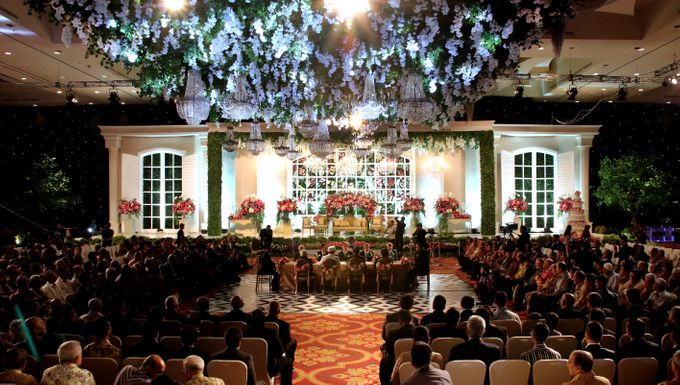 The wedding of Aby and Arsila by Amarillis Floral and Party Decorator - 003
