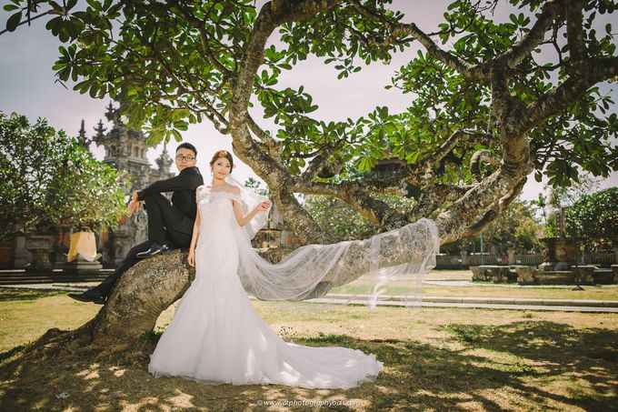 Bali Pre Wedding by AT Photography Bali - 006