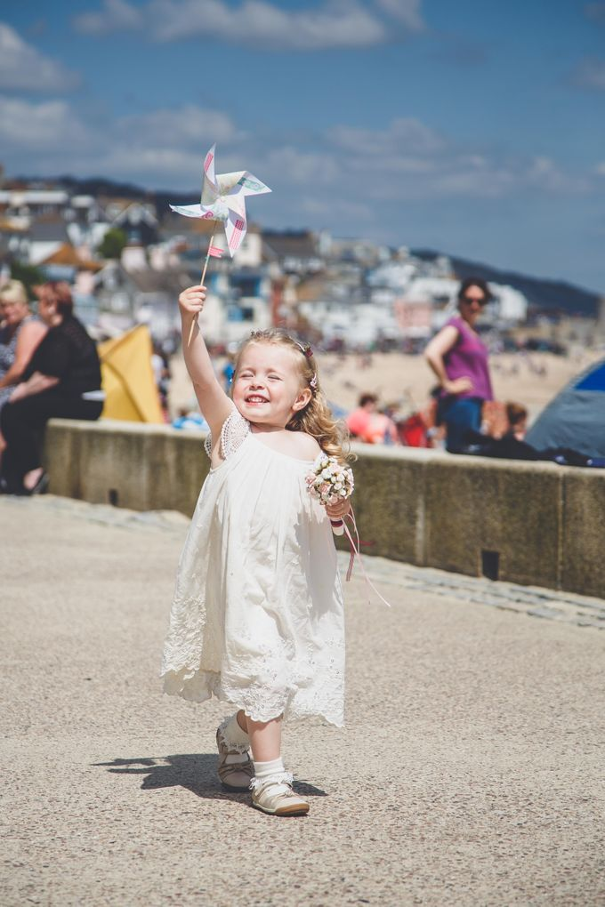 Clare and Ben's Marine Theatre wedding, Lyme Regis by Andrew George Photography - 021