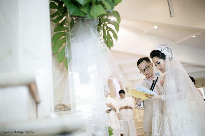 THE WEDDING OF RICHARD & LYDIA by Cynthia Kusuma - 021