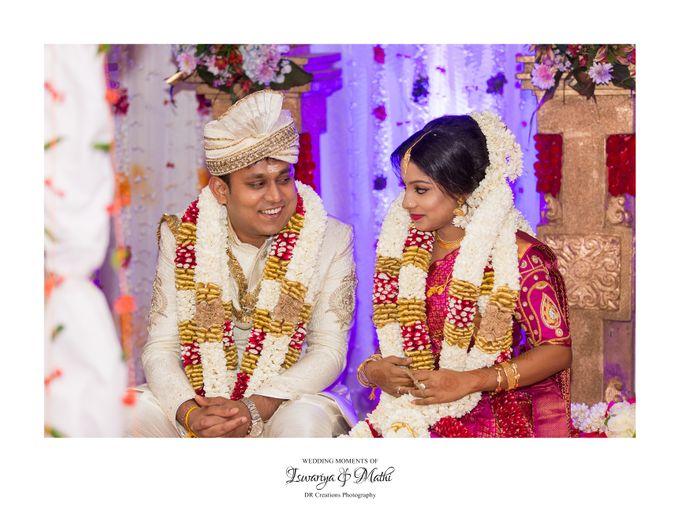 Wedding of Ishwariya & Mathi by DR Creations - 022