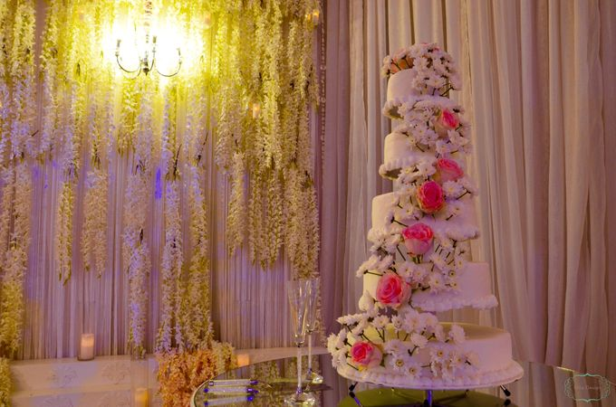 Ahmed & Duaa Wedding by Chic Design - 009
