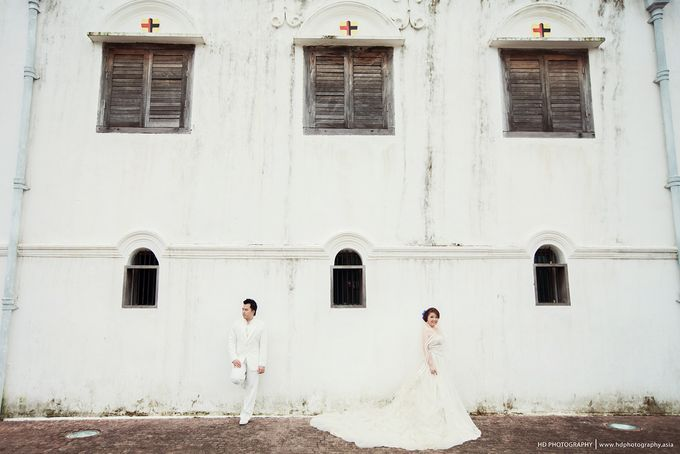 Rizky & Yeni Pre-Wedding by HD Photography - 014