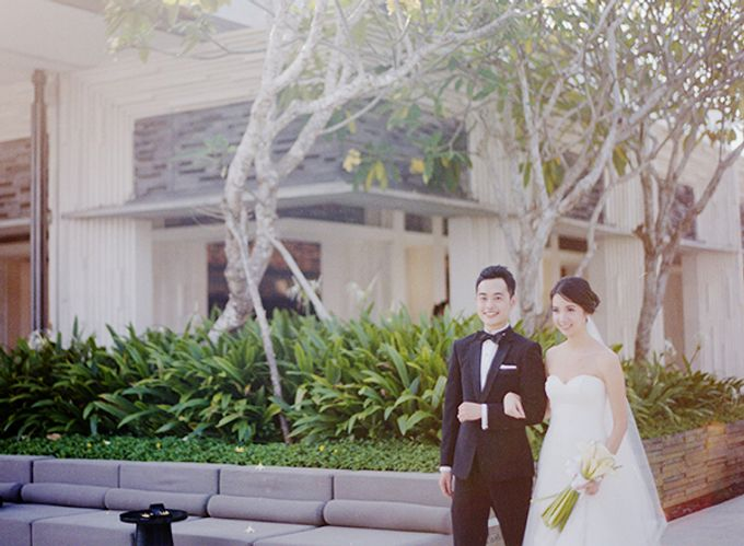 A very personal wedding by Nathan Wu Photography - 038
