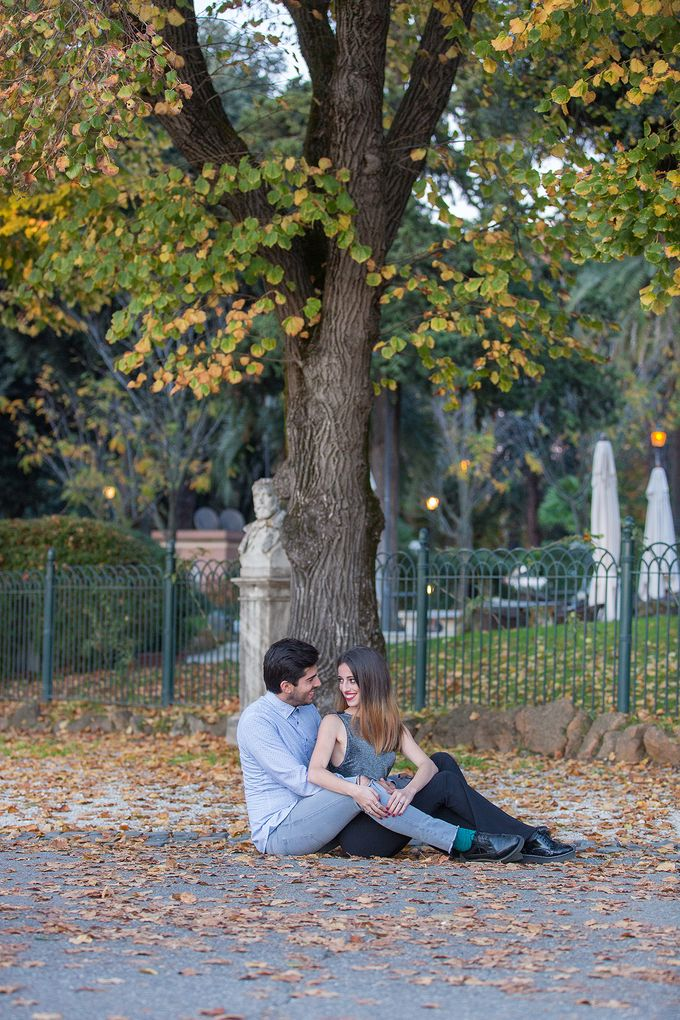 Engagement of Benedetta & Manolo by DR Creations - 016