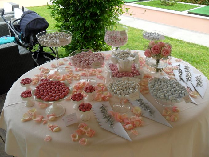 Romantic light pink wedding by Sogni Confettati - 045