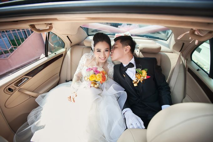 Wong & Devy - Wedding Day by HD Photography - 020
