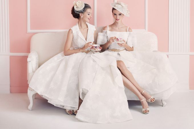 Pink & Audrey Wedding Collection by Digio Bridal - 019