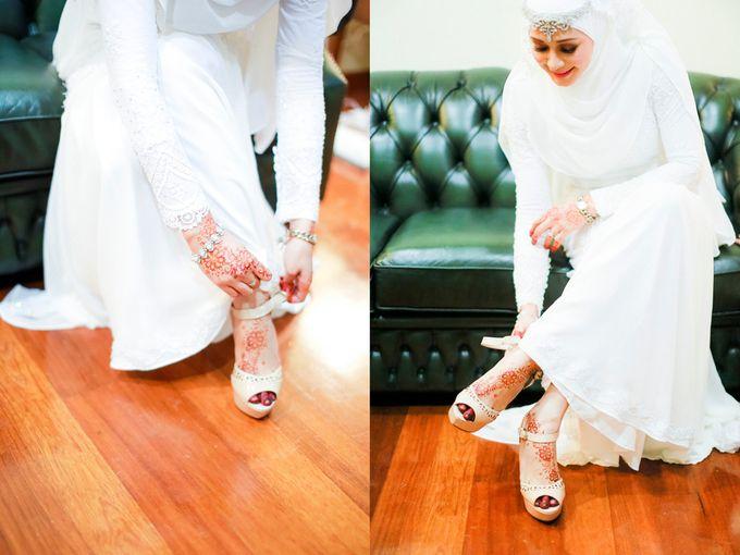 Zuhairah & Fuad by The Rafflesia Wedding & Portraiture - 015