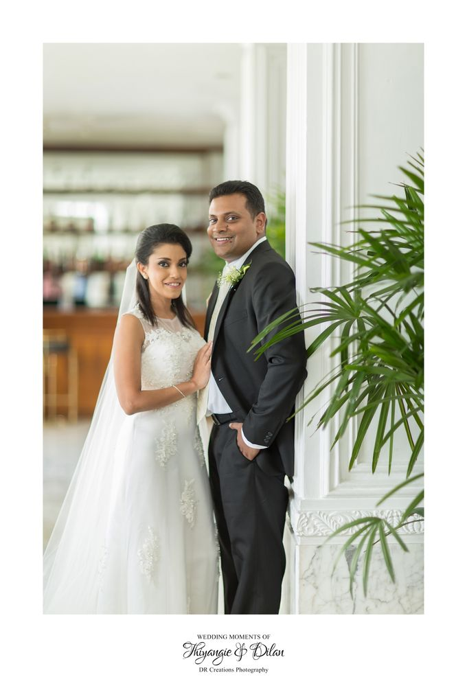 Wedding of Thiyangie & Dilan by DR Creations - 021