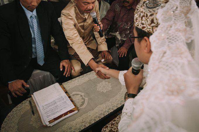 Mutia & Arief Wedding by Kanva Pictura - 021