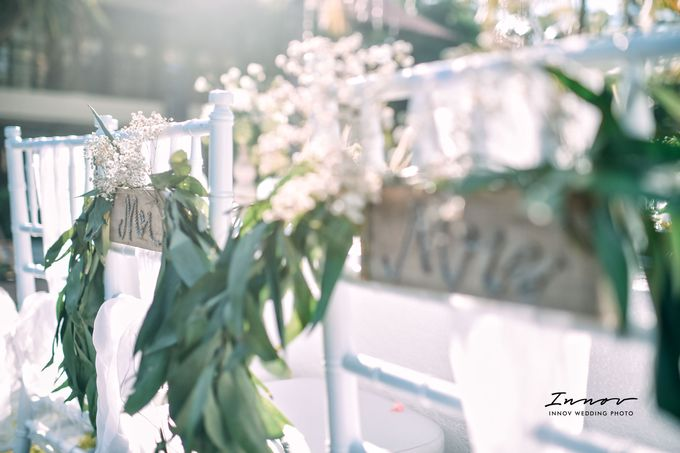 THE WEDDING Of  Mr KARLPEMER & Ms Susiani Retno by APLUS DECORATION & WEDDING PLANNER - 013