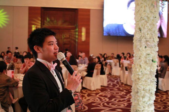 Anthony Stevven MC Wedding SunCity Jakarta by KEYS Entertainment - 007