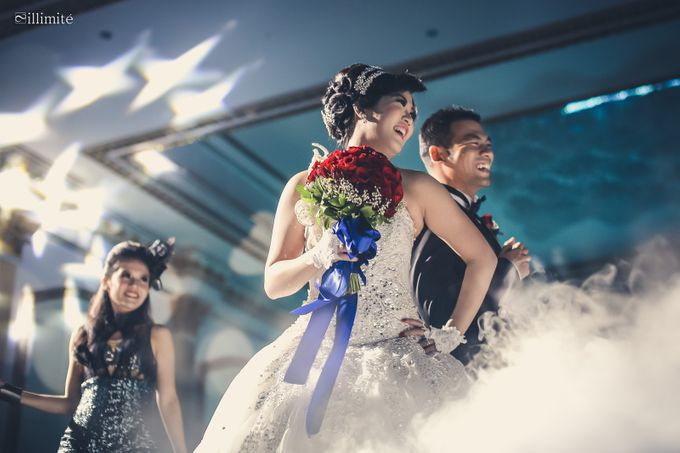 GUNAWAN & VERO WEDDING DAY by Overdream Production - 019