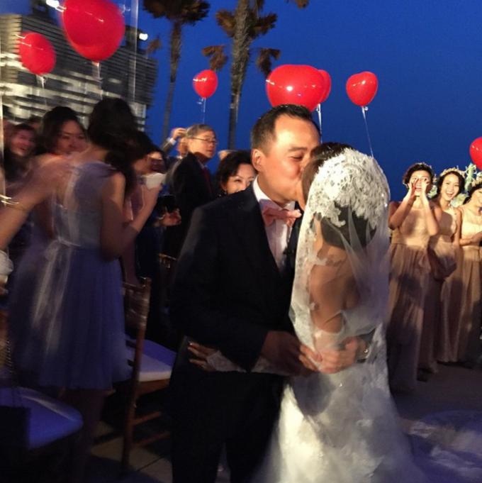 Andree & Priscilla by Elkana Wedding Organizer - 007