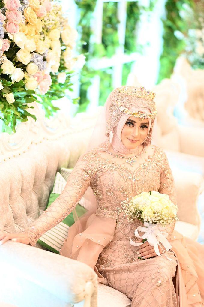 The Wedding of Dedy & Imda by Khayim Beshafa One Stop Wedding - 018