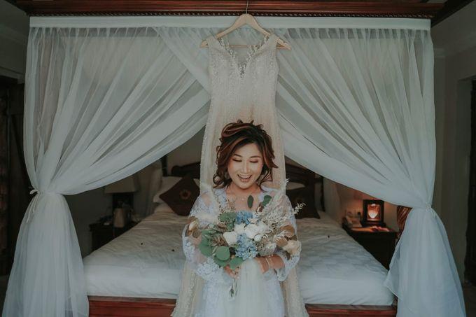 Gleve & Margaretha by Astagina Resort Villa & Spa Bali - 008